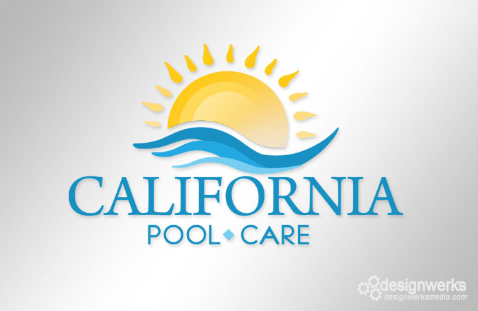 Designwerks logo design portfolio roseville sacramento for Pool design roseville ca
