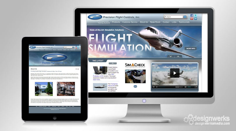 fly-PFC-web-design