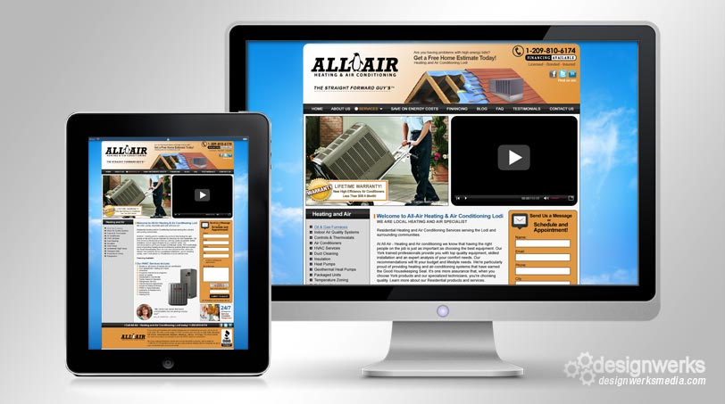 all-air-web-design