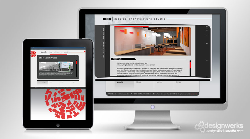 mas-architecture-web-design